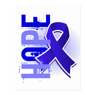 Hope 2 Huntington's Disease Postcard