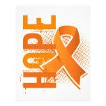Hope 2 Leukaemia Personalised Flyer