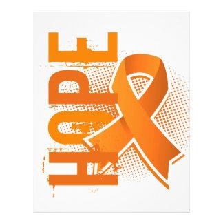 Hope 2 Leukemia 21.5 Cm X 28 Cm Flyer