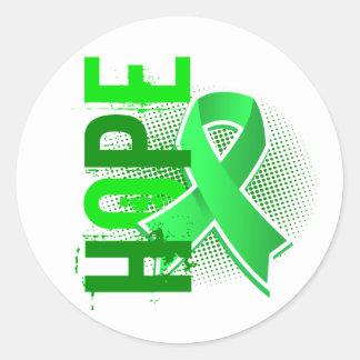 Hope 2 Lyme Disease Sticker
