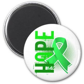 Hope 2 Non-Hodgkin's Lymphoma 6 Cm Round Magnet