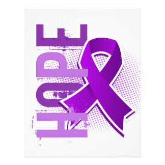 Hope 2 Pancreatic Cancer 21.5 Cm X 28 Cm Flyer