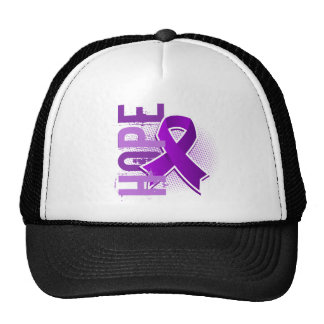 Hope 2 Pancreatic Cancer Trucker Hats