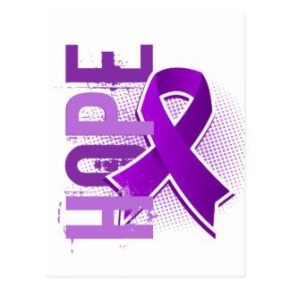 Hope 2 Pancreatic Cancer Postcard