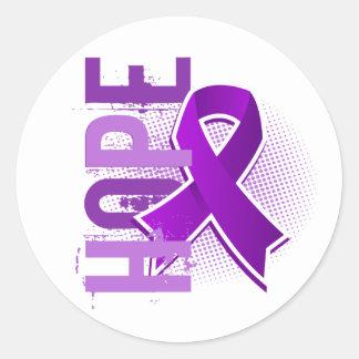 Hope 2 Pancreatic Cancer Sticker