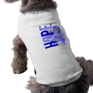 Hope 2 Thyroid Disease Doggie Tee Shirt