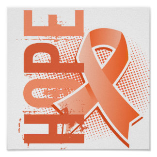 Hope 2 Uterine Cancer Poster