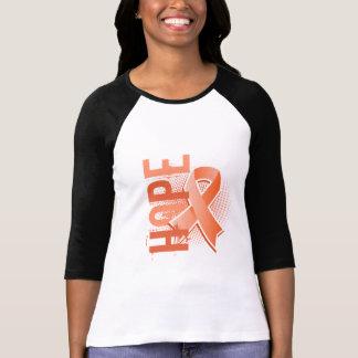 Hope 2 Uterine Cancer Tshirts