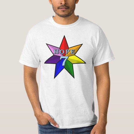 Hope 7 Star T-Shirt
