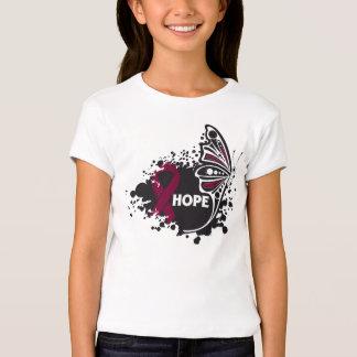 Hope Amyloidosis Butterfly T-shirt