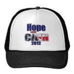 Hope and Cain Mesh Hats