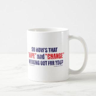 HOPE-and-Change-DST-TEE Coffee Mugs