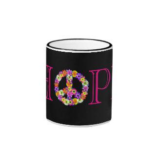 Hope and Peace Mugs