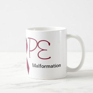 HOPE Arteriovenious Malformation Mug