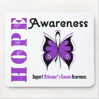 Hope Awareness Alzheimer's Disease Mouse Pad
