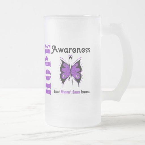 Hope Awareness Alzheimer's Disease Mug
