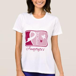 Hope Awareness Tile - Amyloidosis Awareness Tshirts