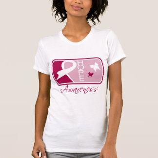 Hope Awareness Tile - Amyloidosis Awareness Tshirt
