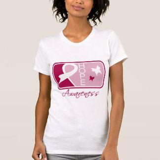Hope Awareness Tile - Amyloidosis Awareness T Shirts