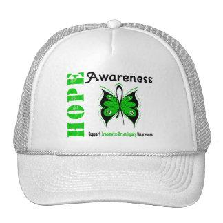 Hope Awareness Traumatic Brain Injury Trucker Hat