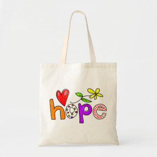 Hope Canvas Bag