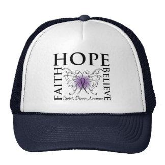 Hope Believe Faith - Crohn's Disease Cap