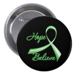 Hope Believe Spinal Cord Injury Badges
