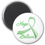 Hope Believe Spinal Cord Injury Refrigerator Magnet