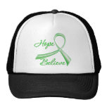 Hope Believe Spinal Cord Injury Trucker Hat
