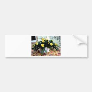 Hope Blooms Car Bumper Sticker