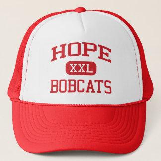 Hope - Bobcats - Hope High School - Hope Arkansas Trucker Hat