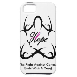 Hope Breast Cancer Logo Iphone 5 Case