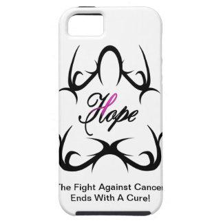 Hope Breast Cancer Logo Iphone 5 Case