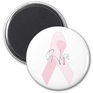 Hope Breast Cancer Magnet