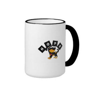 Hope (Bubba) Ringer Mug