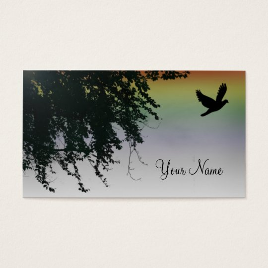 """Hope"" Business Card"
