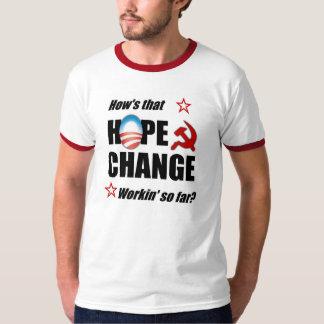 Hope & Change? T-Shirt