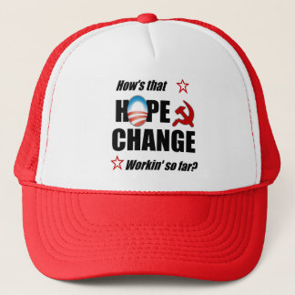 Hope & Change? Trucker Hat