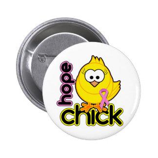 Hope Chick 6 Cm Round Badge