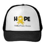 Hope Childhood Cancer Awareness Cap