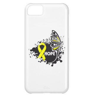 Hope Ewing Sarcoma Butterfly Cover For iPhone 5C