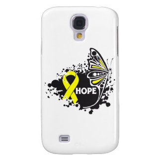 Hope Ewing Sarcoma Butterfly Samsung Galaxy S4 Covers