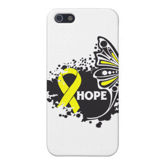 Hope Ewing Sarcoma Butterfly Cases For iPhone 5