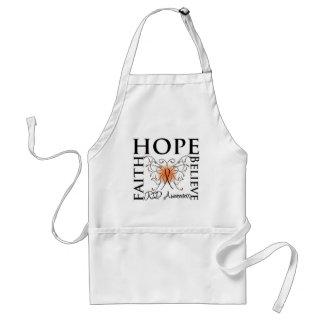 Hope Faith Believe RSD Awareness Apron
