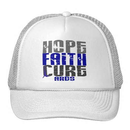 Hope Faith Cure ARDS Hats
