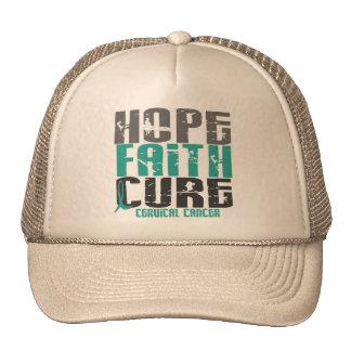 HOPE FAITH CURE CERVICAL CANCER CAP