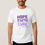 Hope, Faith, Cure - Relay For Life Shirts