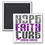 HOPE FAITH CURE THYROID CANCER