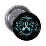 Hope Faith Love Strength Cervical Cancer