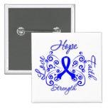 Hope Faith Love Strength Colon Cancer